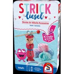 Kit Creativ Tricotat Strick Liesel