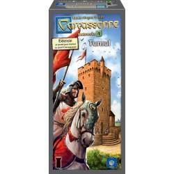 Carcassonne: Extensia 4 - Turnul RO