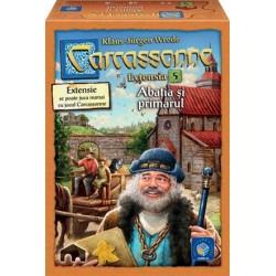 Carcassonne: Extensia 5 - Abatia si Primarul RO